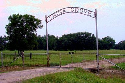 china grove