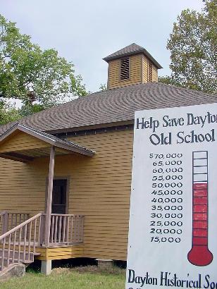 Dayton Texas Old School House