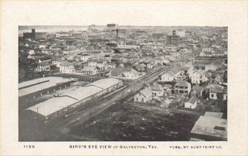 Image result for galveston city history