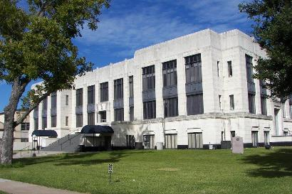 Tx Liberty County Courthouse