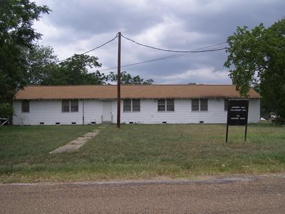 Nursery Tx Methodist Fellowship Hall Old Schoolhouse
