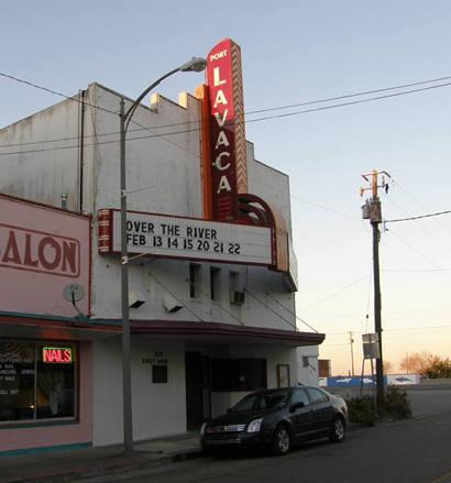 Port Lavaca Tx Theatre