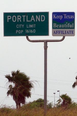 portland texas