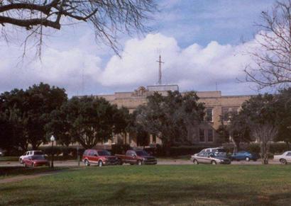 1919 Refugio County Courthouse Texas