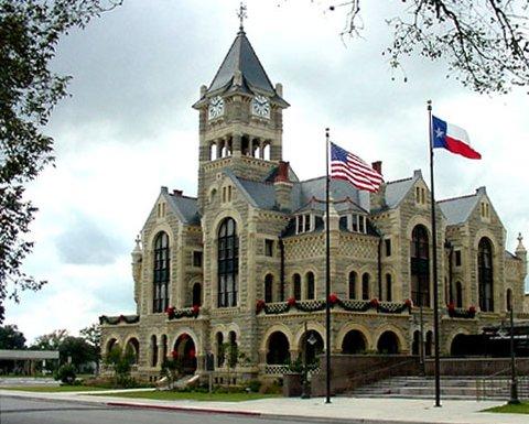 Victoria County Courthouse Texas