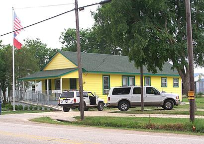 Andice, Texas post office