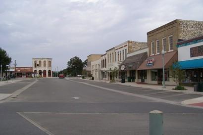 Burnet Texas Burnet County Seat
