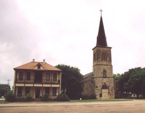 Castroville Tx St Louis Catholic Church