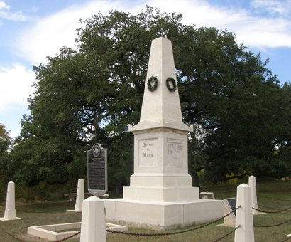 """Treue der Union"" Monument, Comfort Texas"