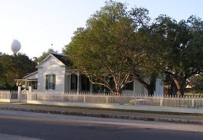 L B J Boyhood Home Johnson City Tx
