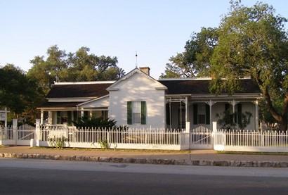 Johnson City Tx Lbj Boyhood Home