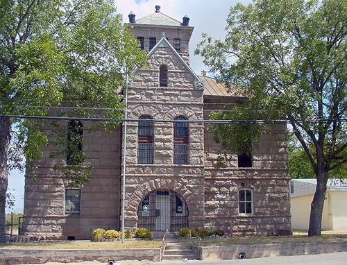 Tx Llano County Jail