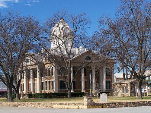 Mason County Courthouse, Mason, Texas