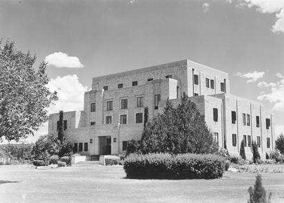 1932 Menard County Courthouse Texas Old Photo