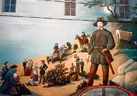 Prince Carl of Solms-Braunfels mural