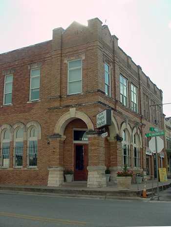 Pflugerville Texas Former Bank