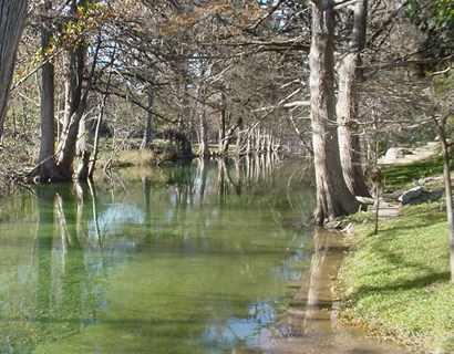 Rio Frio Tx History River Parks Historic Tree Cemetery