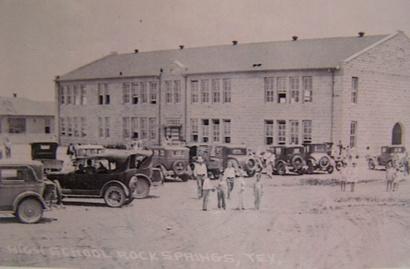 Rocksprings Tx High School