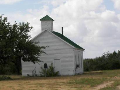 Round Mountain Texas