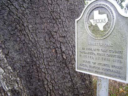 charter oak facts