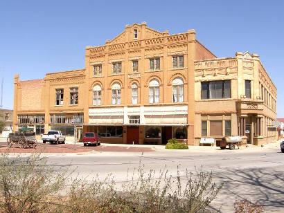 Anson Texas Opera House