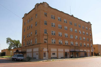 Childress Texas County Seat