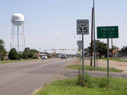 City Of Fritch Tx