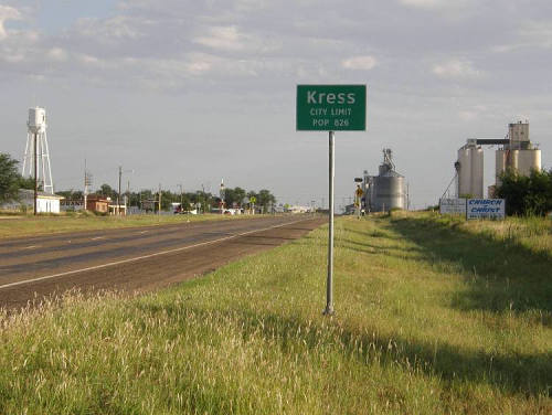 Kress tx