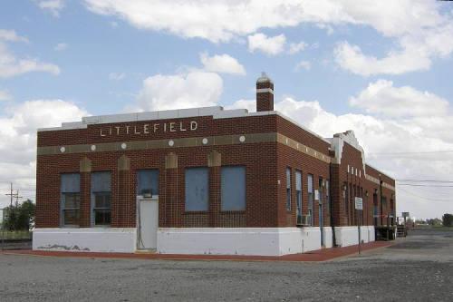 Littlefield Tx Depot