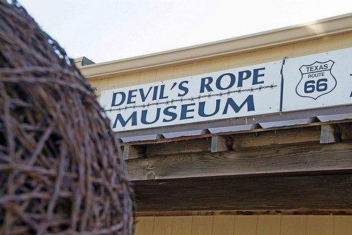 McLean TX - Devil's Rope Museum, Route66