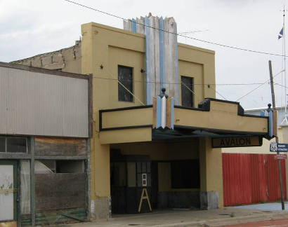 Mclean Texas Avalon Theatre