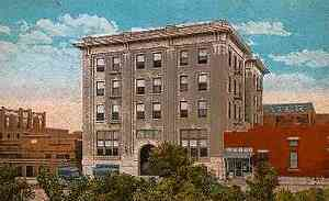 crazy water hotel mineral wells tx