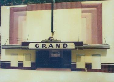 Mineral Wells, Texas, Grand Theatre