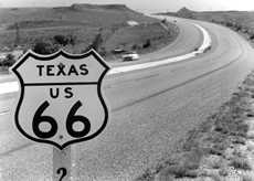 Route 66 Texas, Sites Along Route 66 in Texas. on