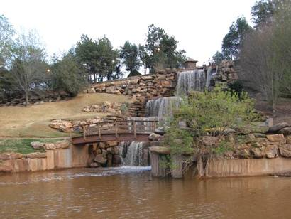 The Falls In Wichita Texas