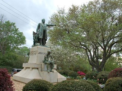 John H. Reagan Memorial, Palestine, Texas