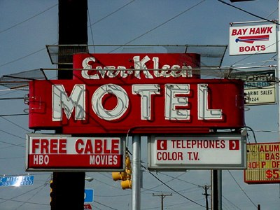 Old Neon In Texas Series 2