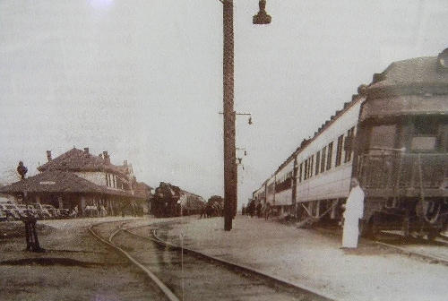 Smithville TX Railroad Arrival And Departures 1930s