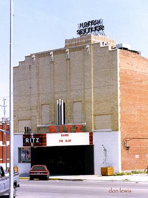 Ritz Theater, Big Spring, Texas