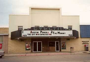 Evelyn Theater, Dumas, Texas