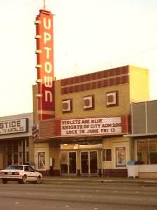 Grand Prairie Texas Uptown Theater