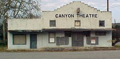 Canyon Theatre Leakey Texas