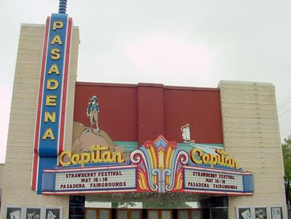 Capitan Theatre, Pasadena, Texas