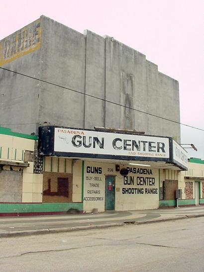 Longs Theatre Pasadena Texas