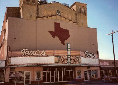 San angelo movie theather
