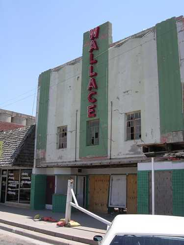 Muleshoe Texas Wallace Theatre