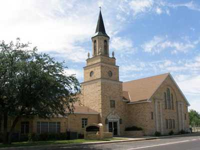 Andrews, Texas, Andrews County seat. Andrews Texas