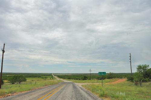 Claytonville, Texas.