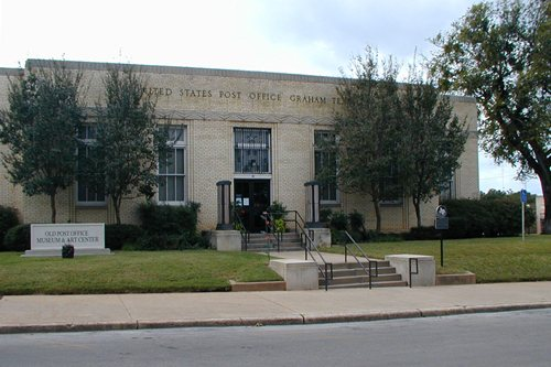 Graham Texas Old Post Office Museum