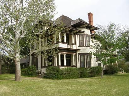 Graham Tx Historic Elm Street House